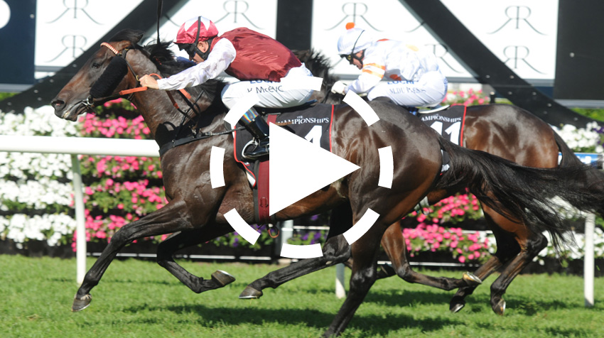 Royal Sovereign Stakes Replay 2013