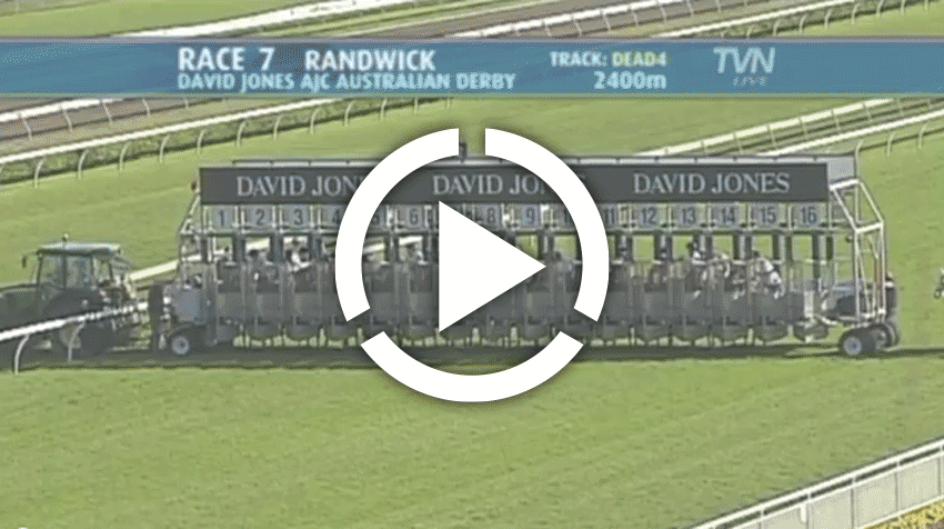 Australian Derby Replay 2011