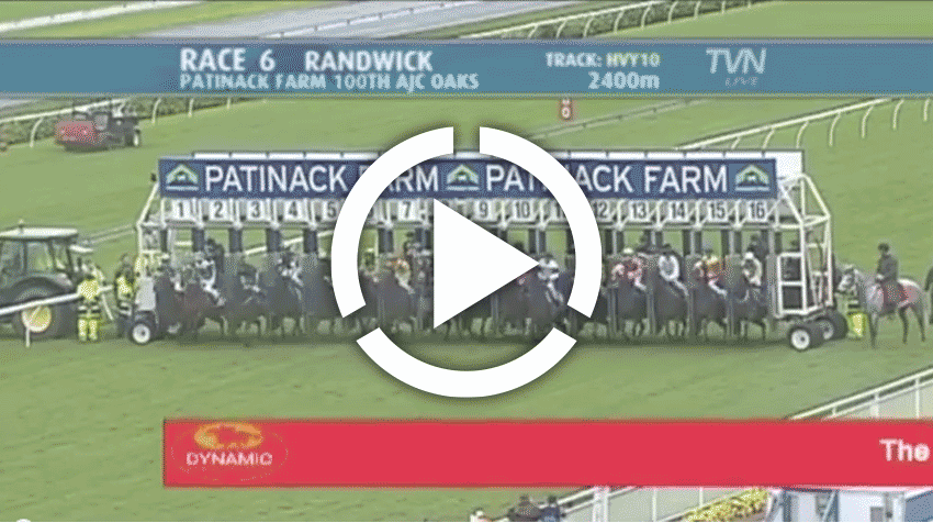 Australian Oaks Replay 2011